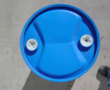 30 Gallon Barrel/Drum, Plastic Barrels, Plastic Drums